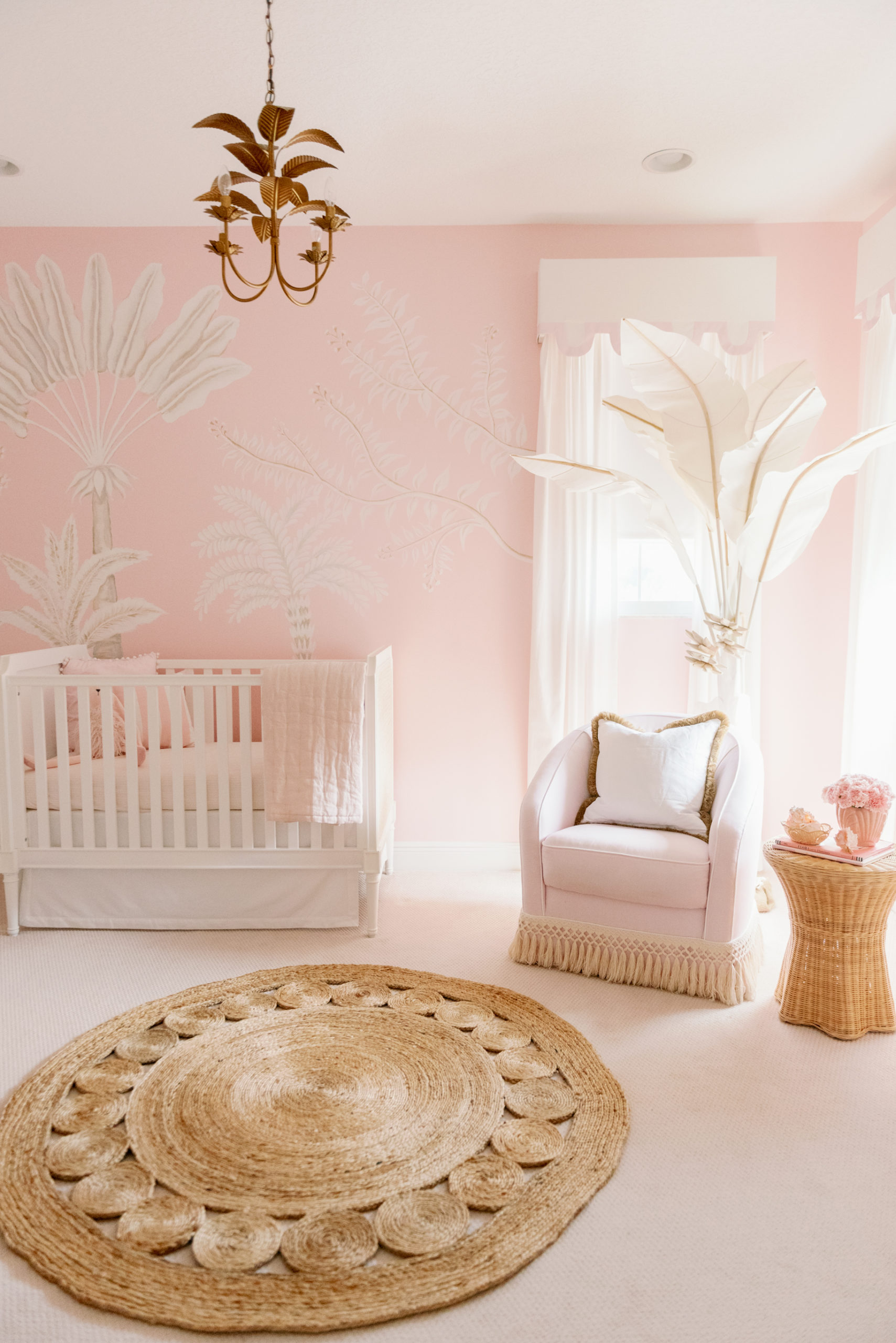 In the Nursery with Palm Beach Lately, Again!...