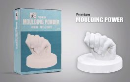 Creating a Hand Mould with Premium Moulding Powder...