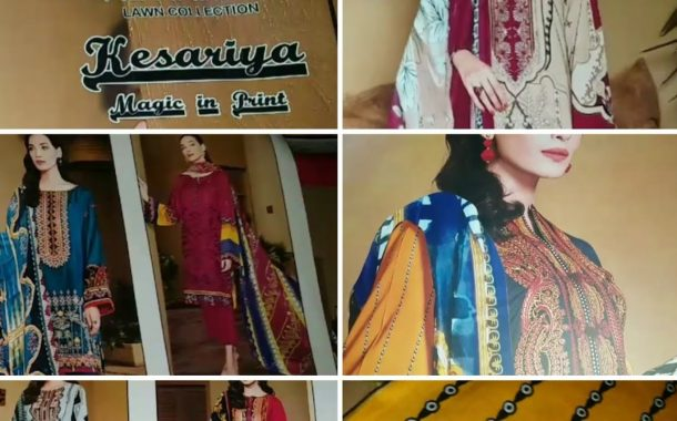 alkaram lawn collection with attractive prints and colours...