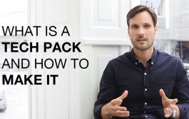 Clothing Production: What is a Tech Pack and How to Make it?...