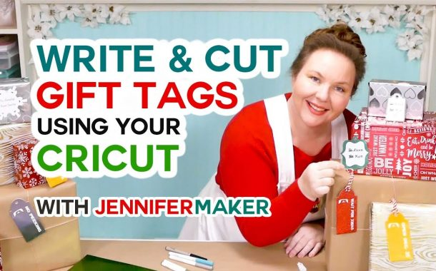 Cricut Gift Tags: How to Write & Cut Them (+ Free Templates &...