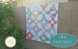 The Kate Quilt...