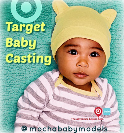 Target Casting Babies and Toddlers!...
