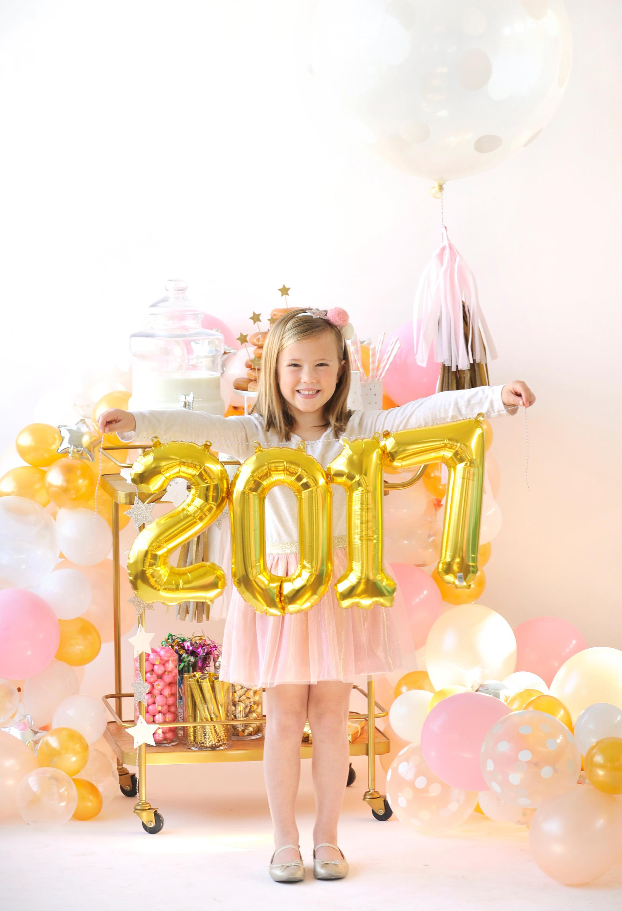 How to Throw a Rockin' New Year's Eve Party for Kids...