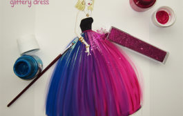 100 big dresses—number 9, lots of tulle!...