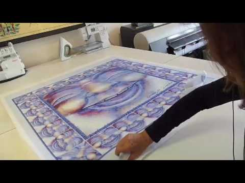 How to Print on Fabric...