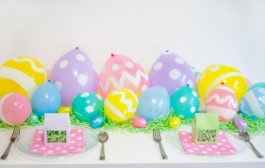 These DIY Easter Egg Balloons will Delight Your Little Bunnies...