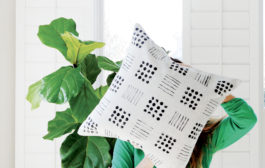 Make Your Own Affordable Graphic Pillows for the Perfect Nursery ...