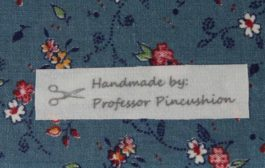 Fabric Labels - How To Print On Fabric Using Inkjet Printer...