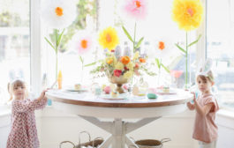 Florally Fun Easter Party...