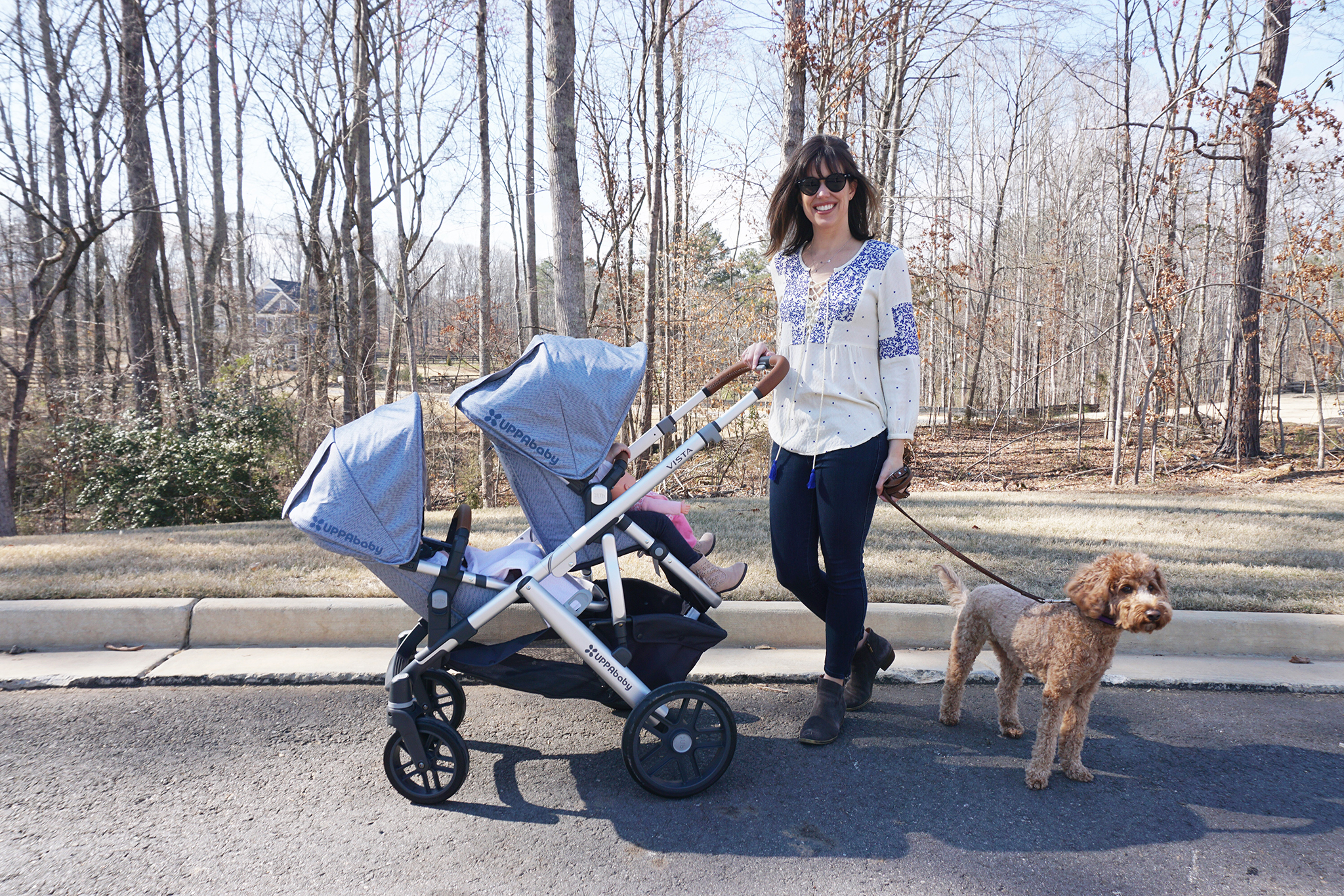 UPPAbaby VISTA for the Win...