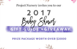 Our 2017 Baby Shower Gift Guide & Giveaway!...