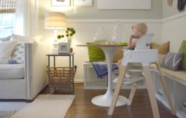 Stokke Steps Up the High Chair Game...