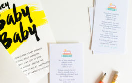 Baby Shower Tip: How to Kick-Off Baby's First Library + FREE Prin...