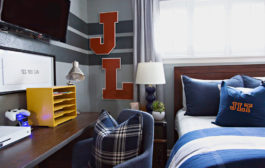 Readers' Favorite: Varsity Sports-Inspired Boys Room...
