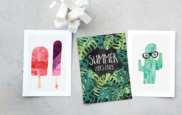 Must-Have Printable Wall Art for Summer—And They're Free!...