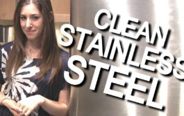 How to Clean Stainless Steel Appliances (Easy Kitchen Cleaning Id...
