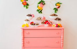 Get Ready to Ooh and Ahh Over this Gorgeous Flower Crown Party...