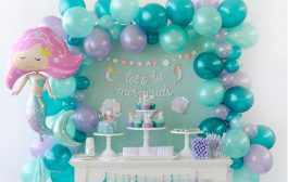 Splash On Over to this Adorable Mermaid Party!...