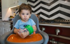 The Spill-Proof Snack Cup You Have Been Searching For! + Giveaway...