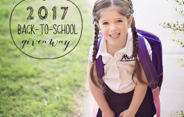 Ready to Go Back to School? We Are! + $600 Giveaway...