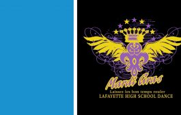 Mardi Gras Custom Apparel Design Ideas from Easy Prints®...