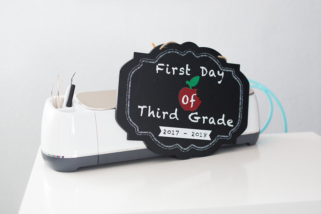 Capture the Memory with a DIY Back-to-School Sign...