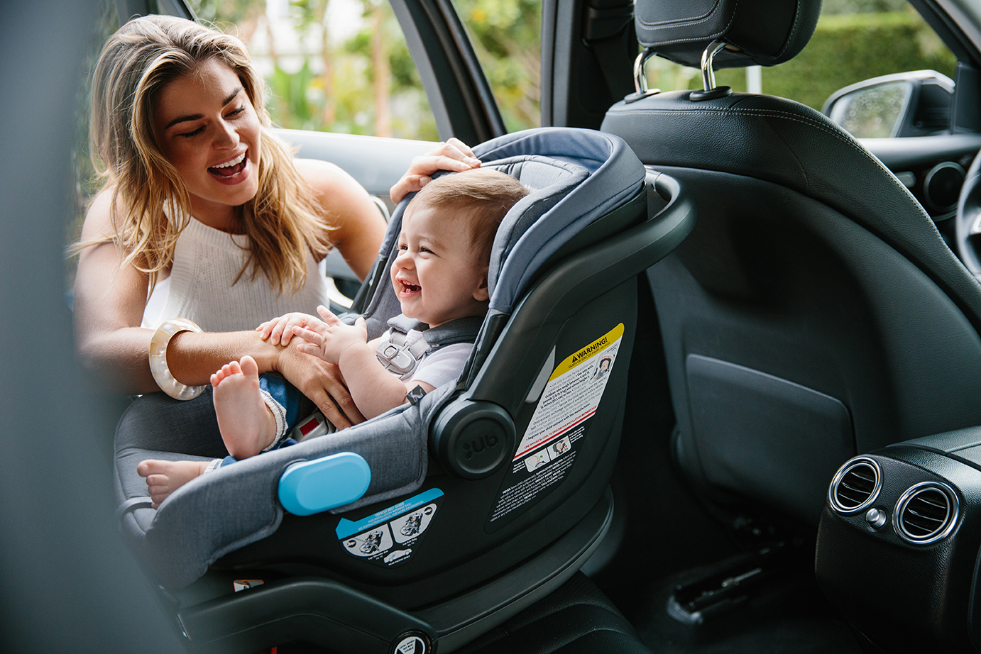 UPPAbaby has One-Upped the Infant Car Seat Once Again!...