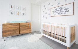 Readers' Favorite: Circle of Life Mint and Gray Neutral Nursery...