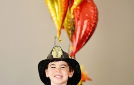Sound the Alarm for the Ultimate Fire Truck Birthday Party!...