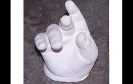 Baby Hand Casting Mold How to Demo...