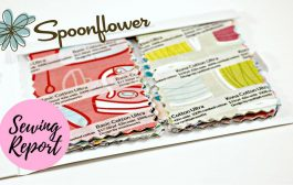 CONFESSION: I've Never Bought Spoonflower Fabric Online   LIVE SH...