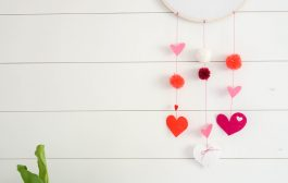 All You Need is Love Dreamcatcher-Inspired Wall Art...