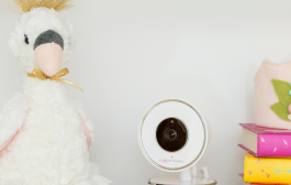 Our Smart Nursery Baby Monitor System is Now Available on Amazon!...
