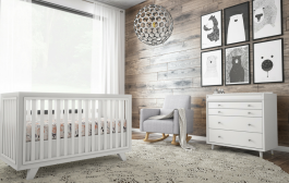 Three Cheers (+ Nursery Designs) for the Wooster Crib!...