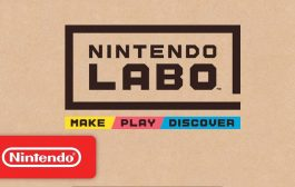 First Look at Nintendo Labo...
