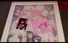 Whats inside my baby memory box?...