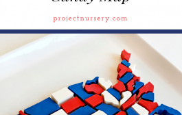 DIY USA Candy Map—The Perfect Treat for the 4th of July!...