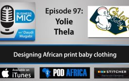 Business Mic 97: Yolie Thela...