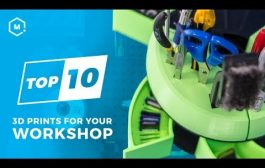 Top Ten 3D Prints For Your Pegboard & Workbench // Custom 3D Prin...