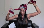HOW TO: Tie A Head Wrap/ Turban Into 3 Different Styles...