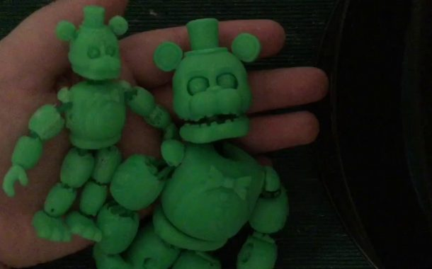 3D printing episode 10: tons of prints!...