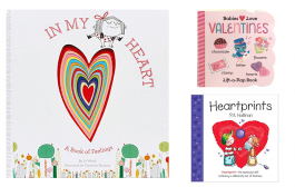 Children's Books Perfect for Valentine's Day...