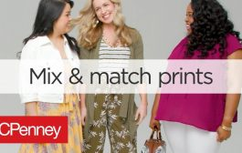 Outfit Ideas - How to Mix Prints and Patterns | JCPenney...