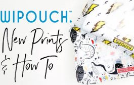 New WIPOUCH Prints Review & How To + GIVEAWAY! BEST Wipes Case ev...