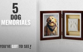 Top 10 Dog Memorials [2018 Best Sellers]: Pearhead Dog or Cat Paw...