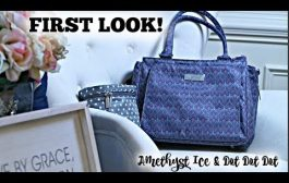First Look | Ju-Ju-Be Amethyst Ice & Dot Dot Dot Prints | The...