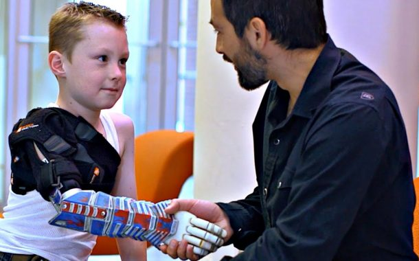 An Affordable 3D-Printed Arm...
