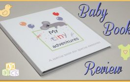 Tiny Gifts Baby Book - Review + Promo Code!...