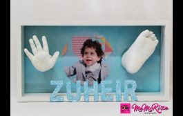 Baby 3d casting...